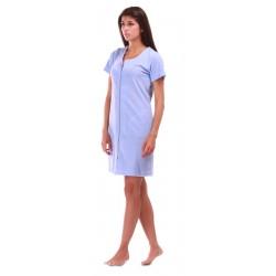 BARI dámské 3/4 šaty s krátkým rukávem
