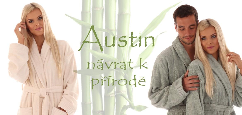 bambusové župany